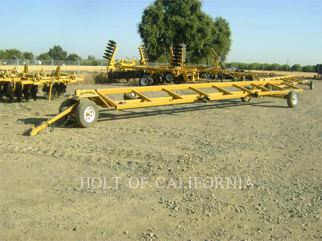 Sweco HT32 GA12677、トレーラ、輸送