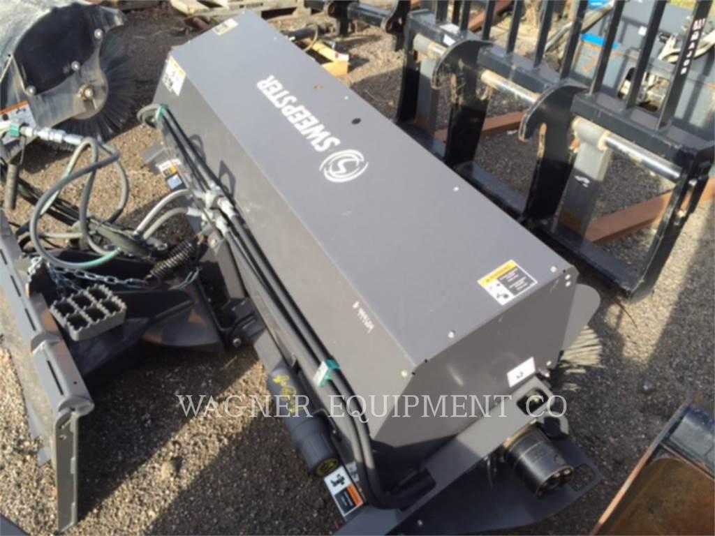 Sweepster SSL/SB (22085MH-0022), Balayeuse / Autolaveuse, Équipement De Construction