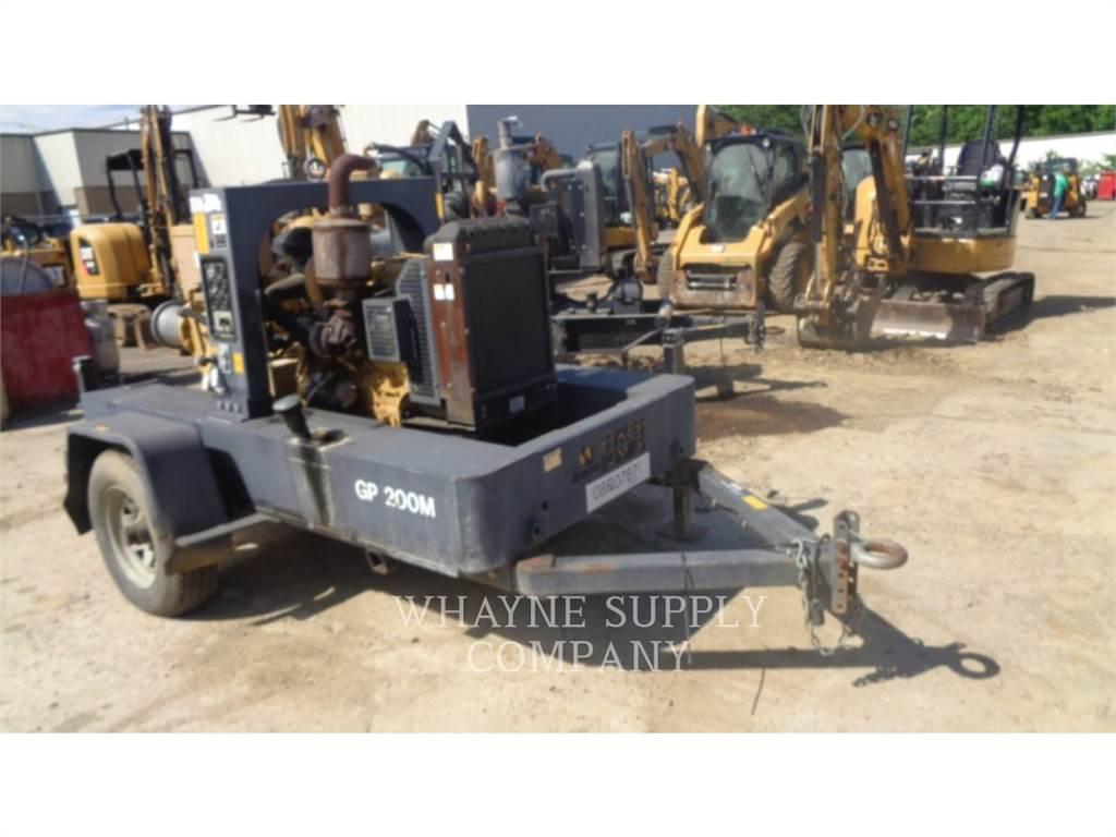 Sykes PUMPS GP200M, Wasserpumpen, Bau-Und Bergbauausrüstung