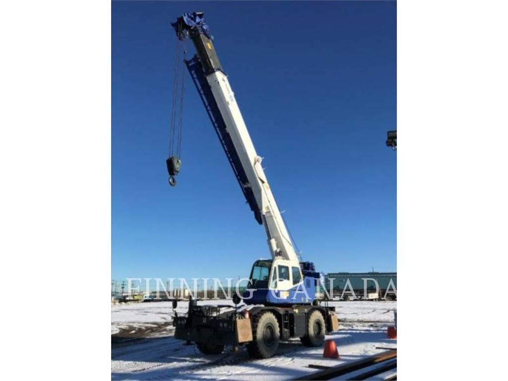 Tadano TR-3000XL, cranes, Construction