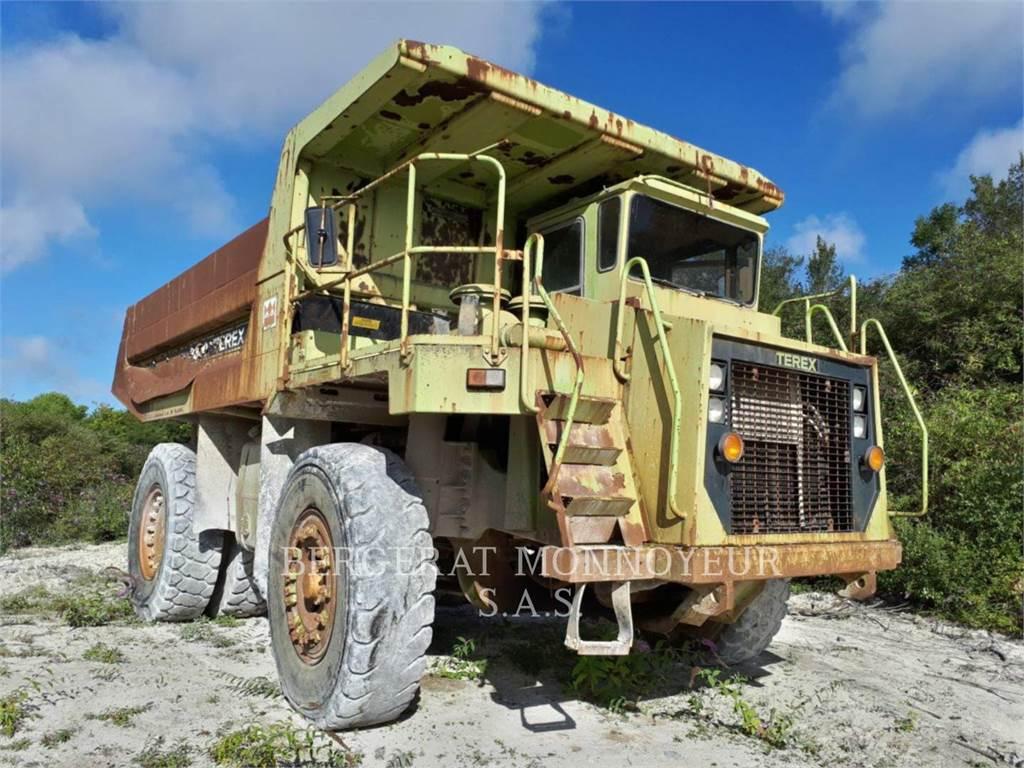Terex 3340, Dumper - Knickgelenk, Bau-Und Bergbauausrüstung