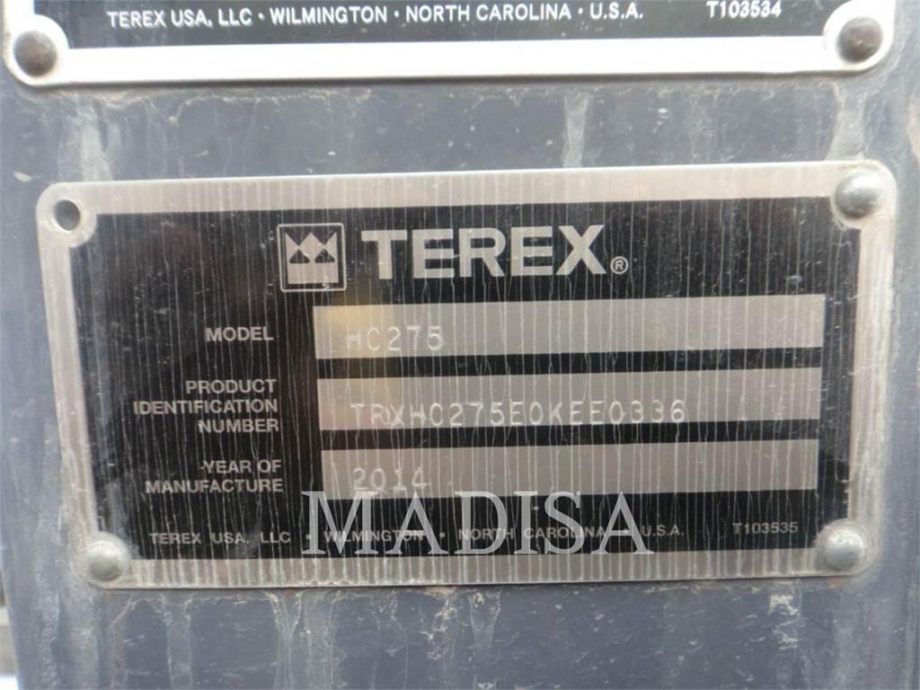 Terex BENFORD HC 275, gru, Attrezzature Da Costruzione