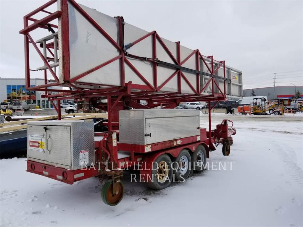 Terex HP35/180, Autre nacelle élévatrice, Équipement De Construction