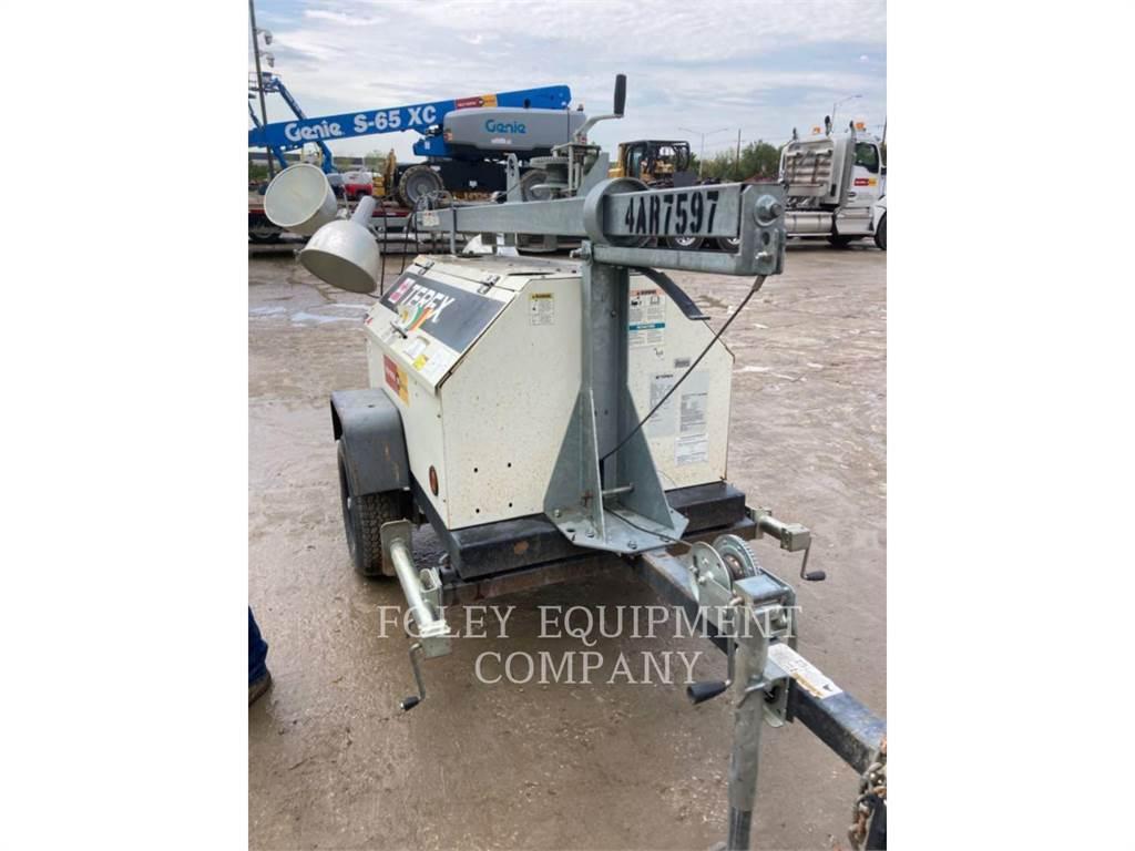 Terex RL4, leichter turm, Bau-Und Bergbauausrüstung