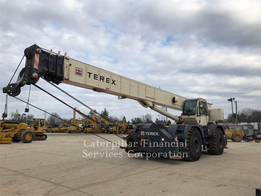 Terex RT780, grues, Équipement De Construction