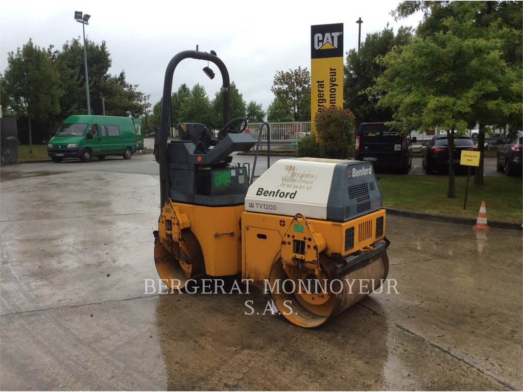 Terex TV1200, Waste Compactors, Construction