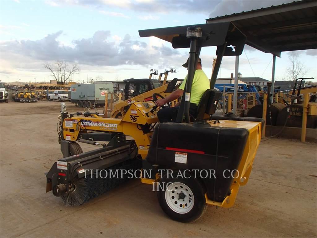 TERRAMITE CONSTRUCTION EQUIPMENT COMNDER, Balayeuse / Autolaveuse, Équipement De Construction