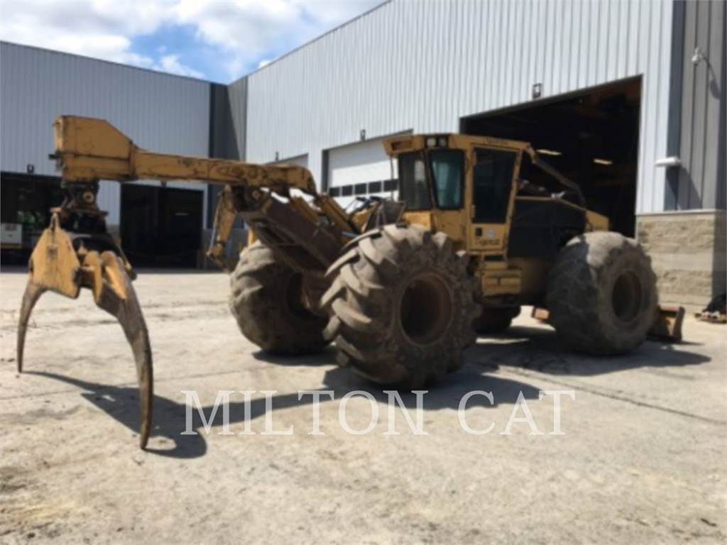 Tigercat 630B, skidder, Forestry Equipment