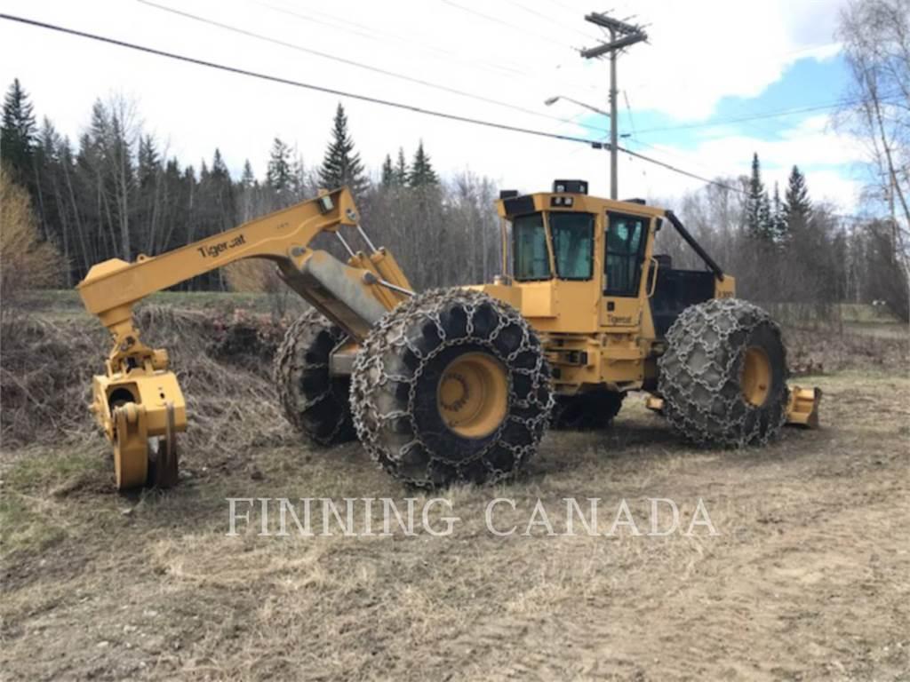 Tigercat 630D, skidder, Forestry Equipment