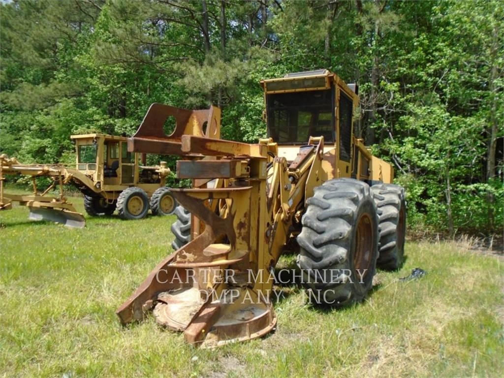 Tigercat 718, Feller Bunchers, Forestry Equipment