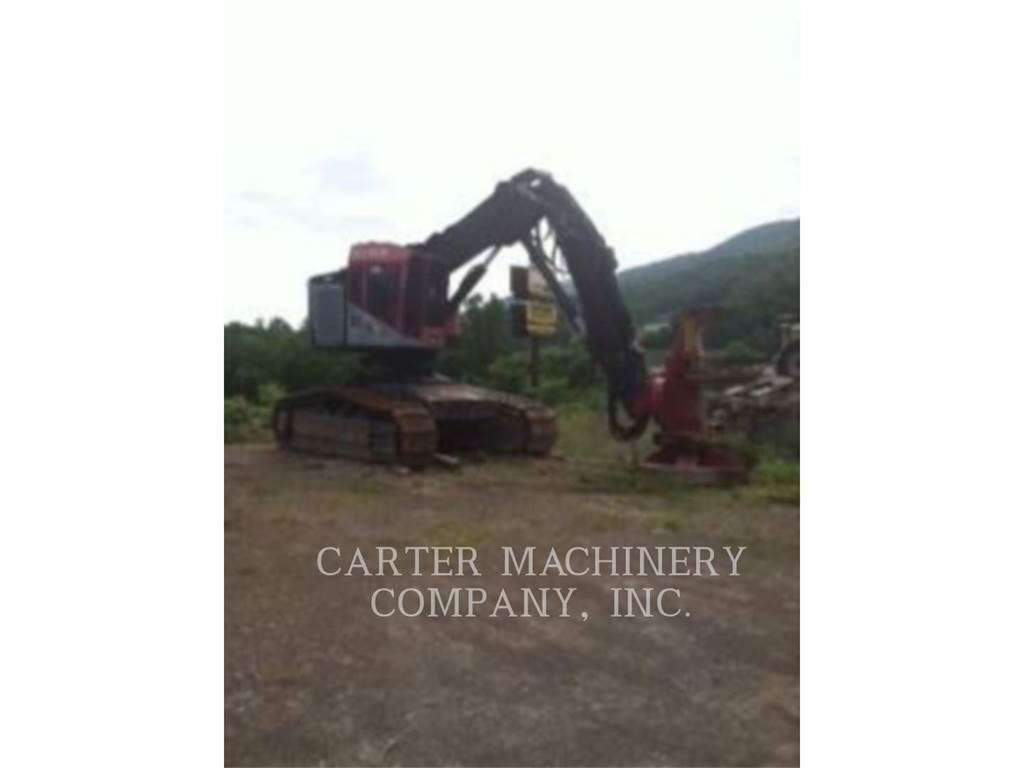 Timbco TIM TL735B, skidder, Forestry Equipment