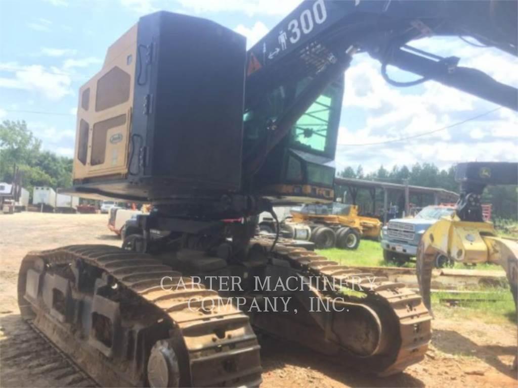 TimberKing TKING 722B, Feller Bunchers, Forestry Equipment