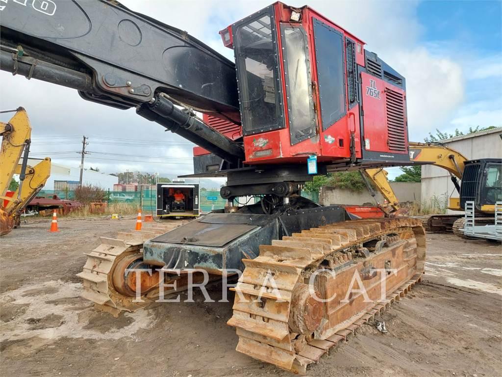 TimberPro TL765C, Feller Bunchers, Forestry Equipment