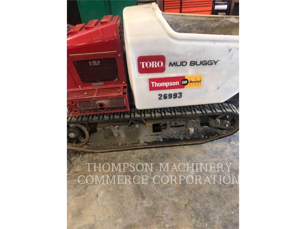 Toro MBTX2500, ausrüstung für betonverarbeitung, Bau-Und Bergbauausrüstung