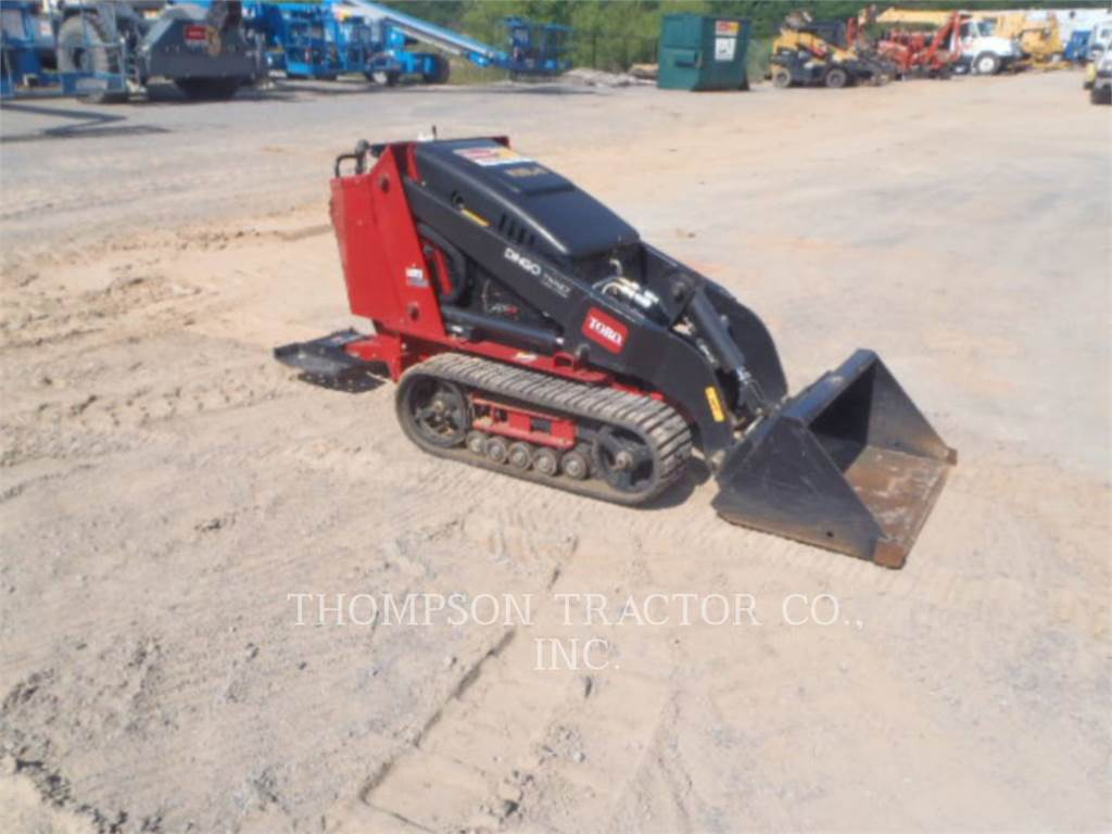 Toro TX427, Skid Steer Loaders, Construction