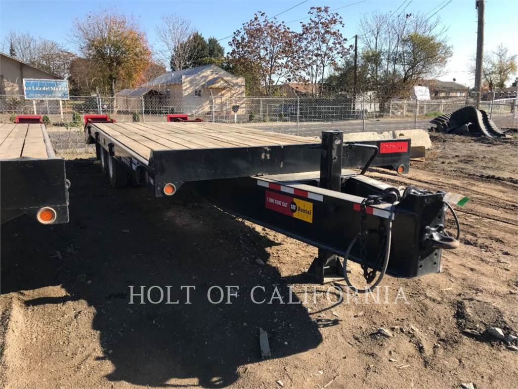 TOWMASTER (OBSOLETE) TRAILER20T, trailers, Transport