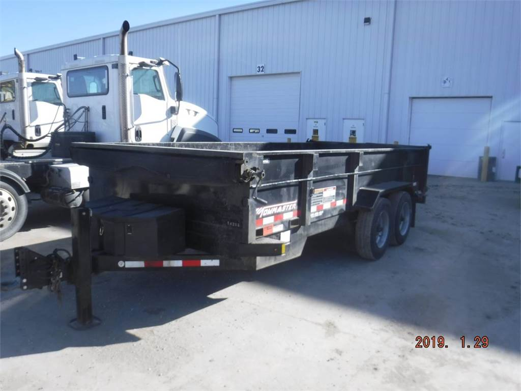 TOWMASTER T-HD14, trailers, Transport