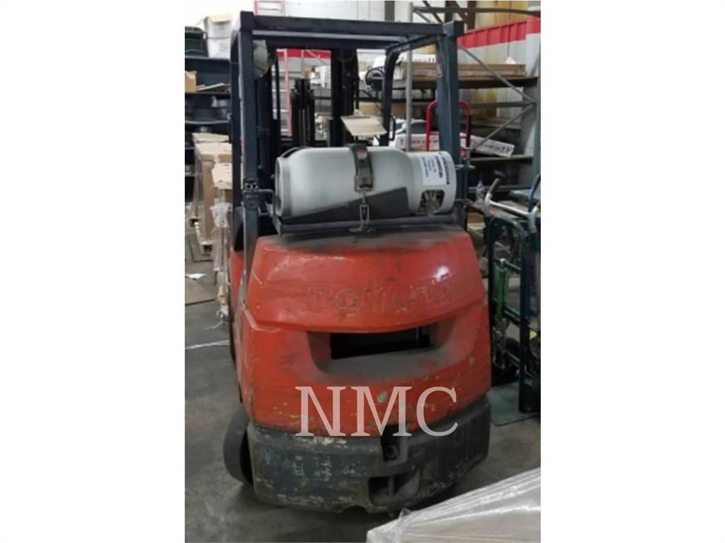 Toyota 7FGCU25_TO, Misc Forklifts, Material Handling