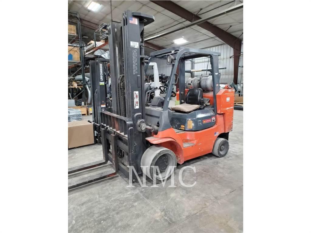 Toyota 7FGCU45BCS._TO, Misc Forklifts, Material Handling