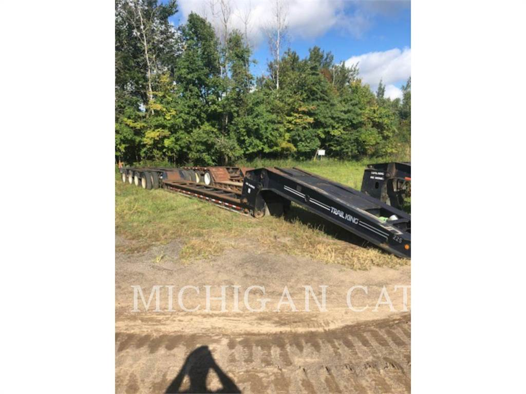 Trail King INDUSTRIES INC. 1552.5100.50.TON.BEAM, trailers, Transport