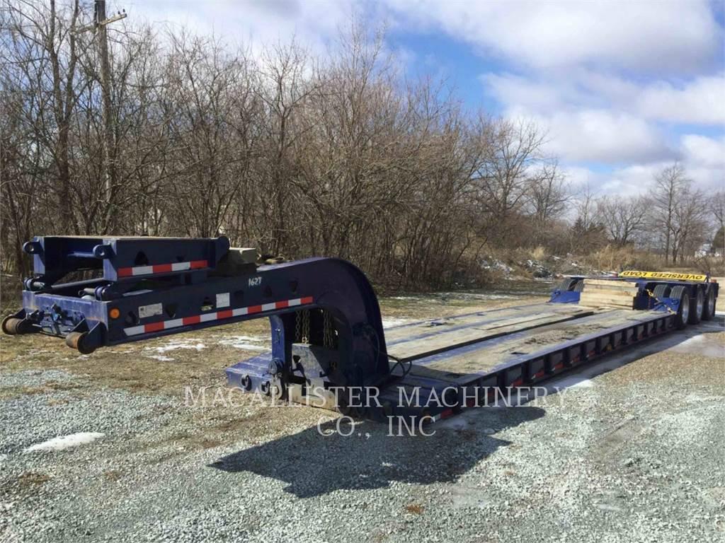 Trail King INDUSTRIES INC. TK-80, trailers, Vervoer