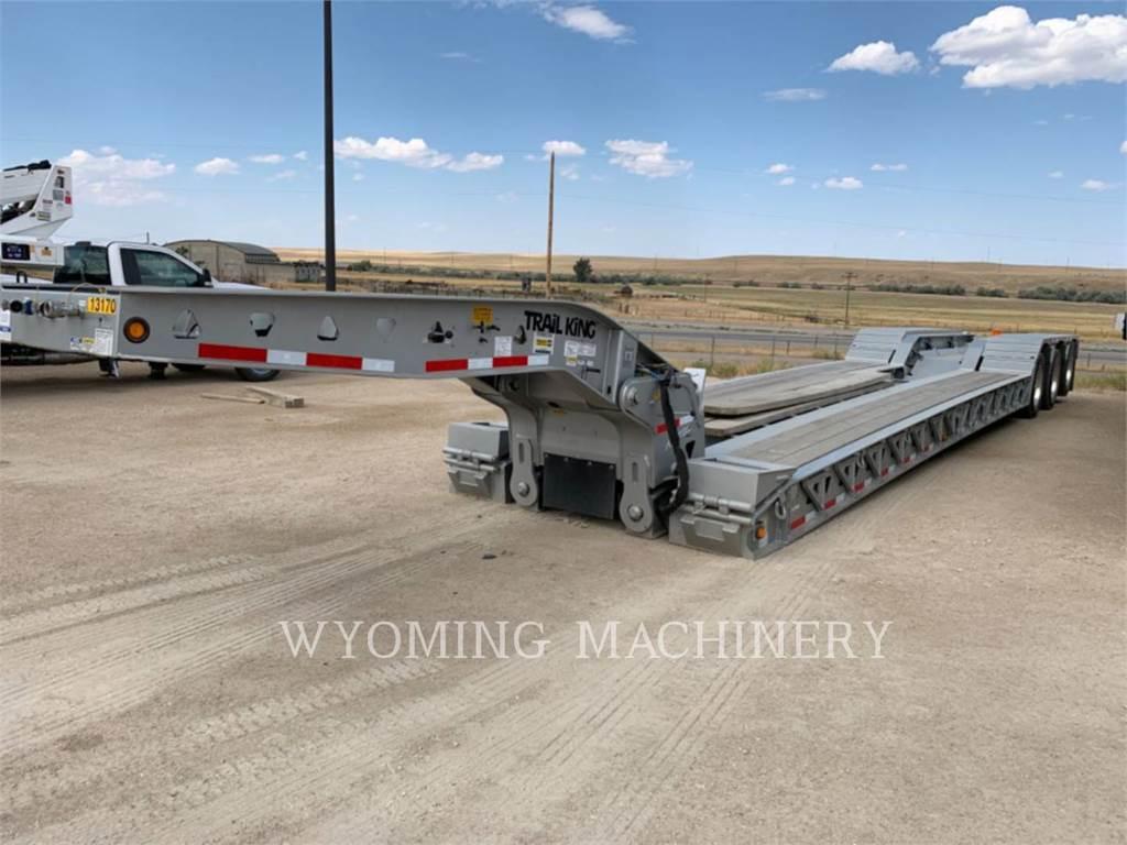 Trail King INDUSTRIES INC. TK110HDG, trailers, Transport