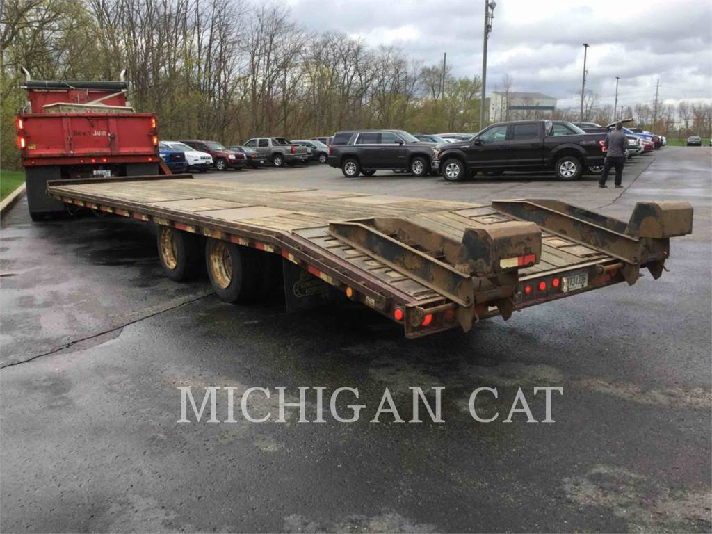 Trail King INDUSTRIES INC. TK40LP, trailers, Transport