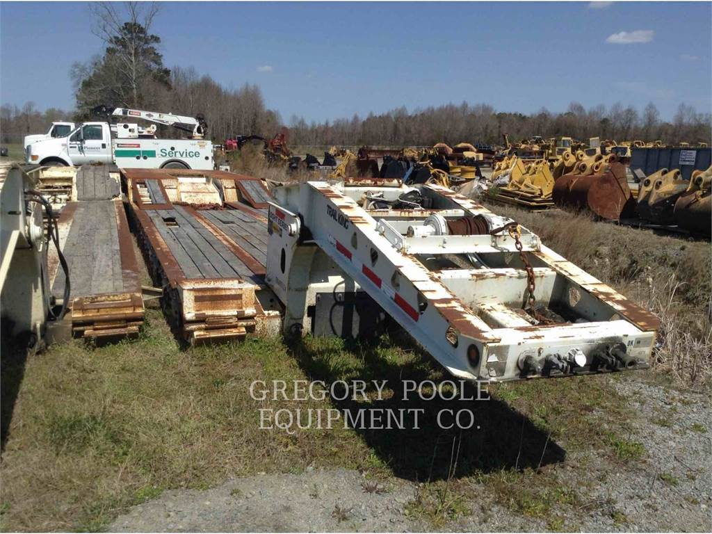 Trail King INDUSTRIES INC. TK70DGHT, trailers, Transport