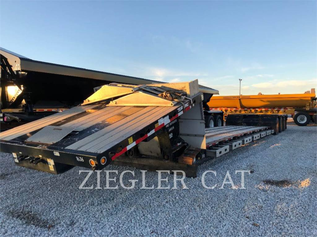Trail King INDUSTRIES INC. TK75, trailers, Transport
