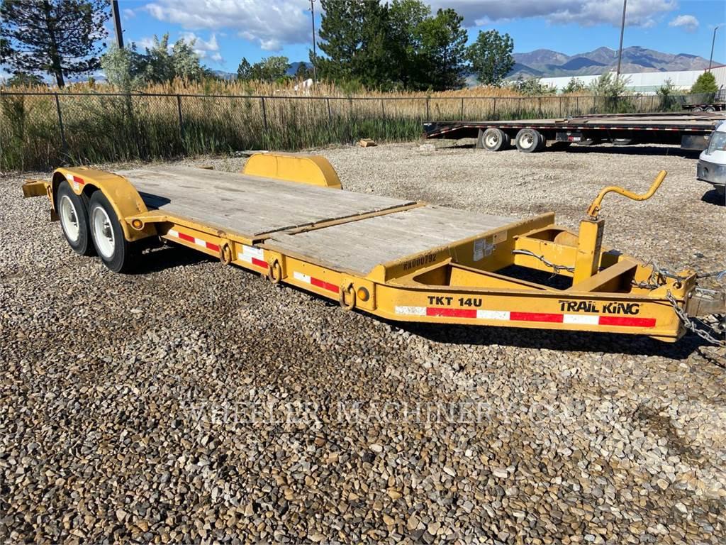 Trail King (OBSOLETE) TR TKT14U4, trailers, Transport