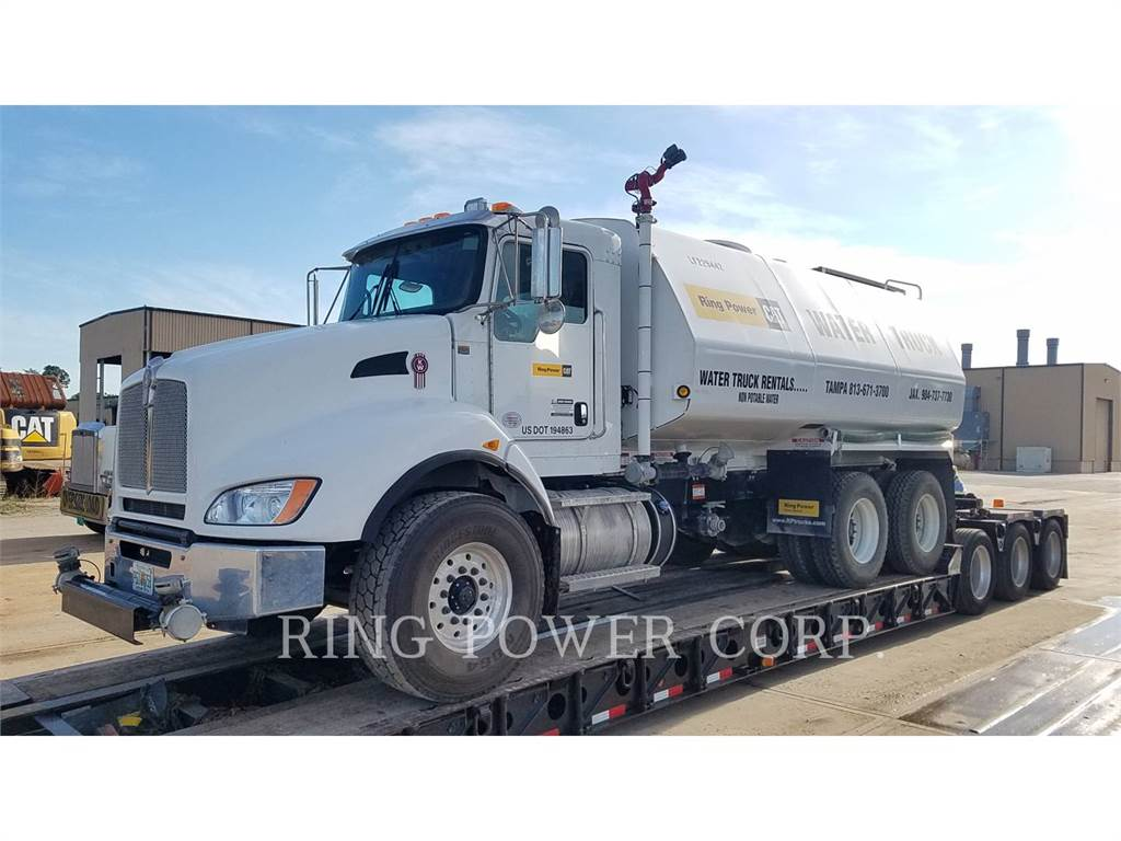 United WT5000AUTO, water trucks, Transport