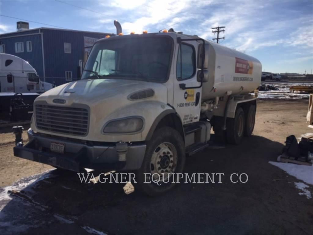 Valew M2 W/3850G, Cisterne, Constructii