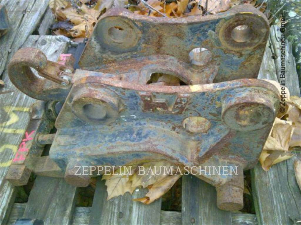 Verachtert (OBSOLETE) CW10-304, backhoe work tool, Construction