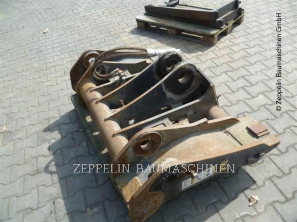 Verachtert (OBSOLETE) SCHNELLWECHSLER 966H, outils pour chargeuses pelleteuses, Équipement De Construction