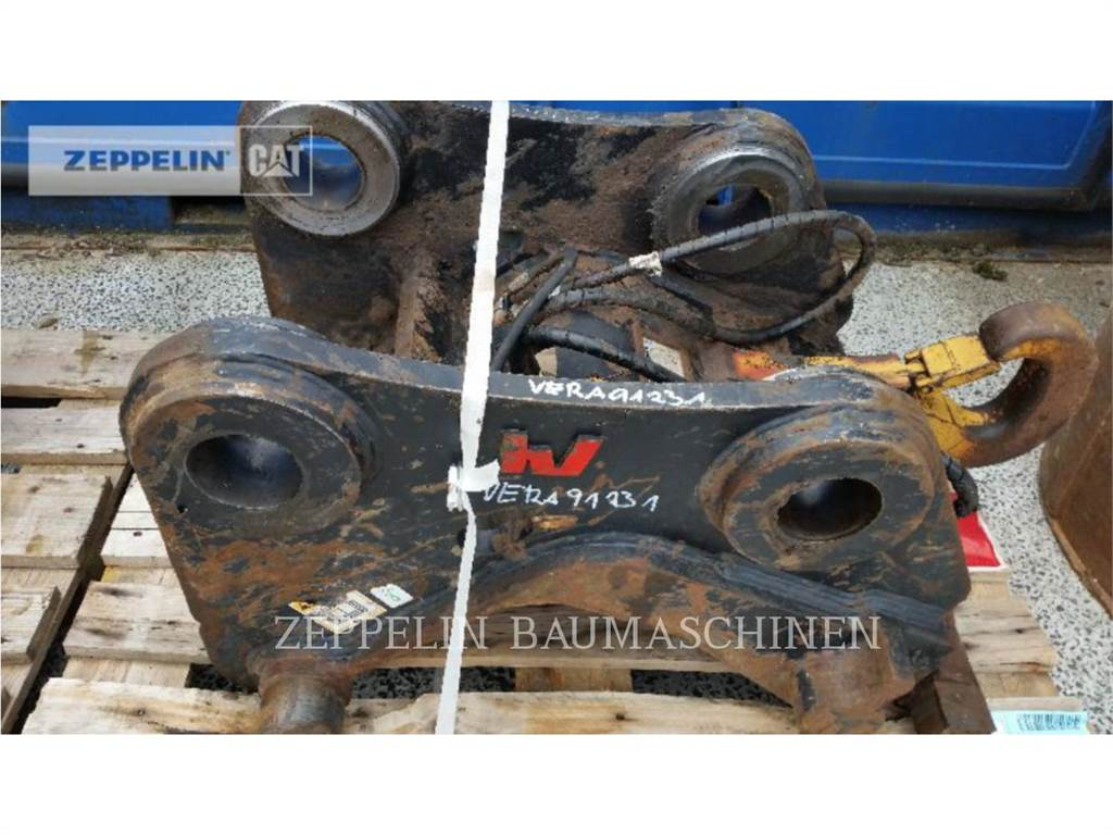 Verachtert (OBSOLETE) SWH CW45S 329DLN, backhoe work tool, Construction