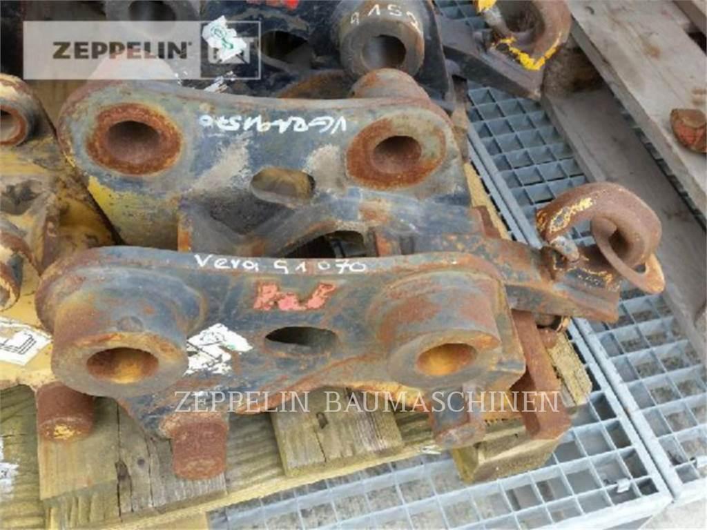 Verachtert (OBSOLETE) VERACHTERT CW05, ul – braţ de excavare, Constructii