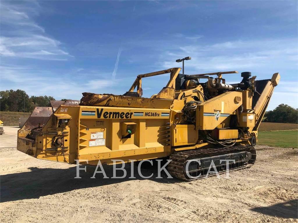 Vermeer HG365TX, Knuckleboom loaders, Forestry Equipment