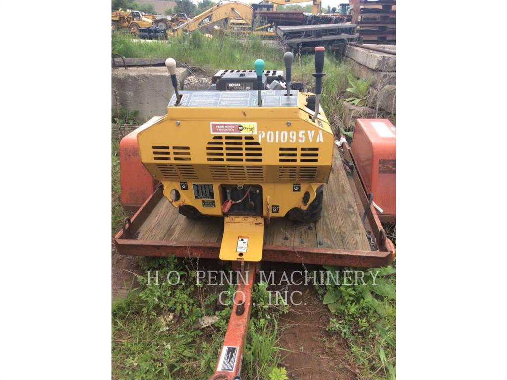 Vermeer RT200, Trenchers, Construction
