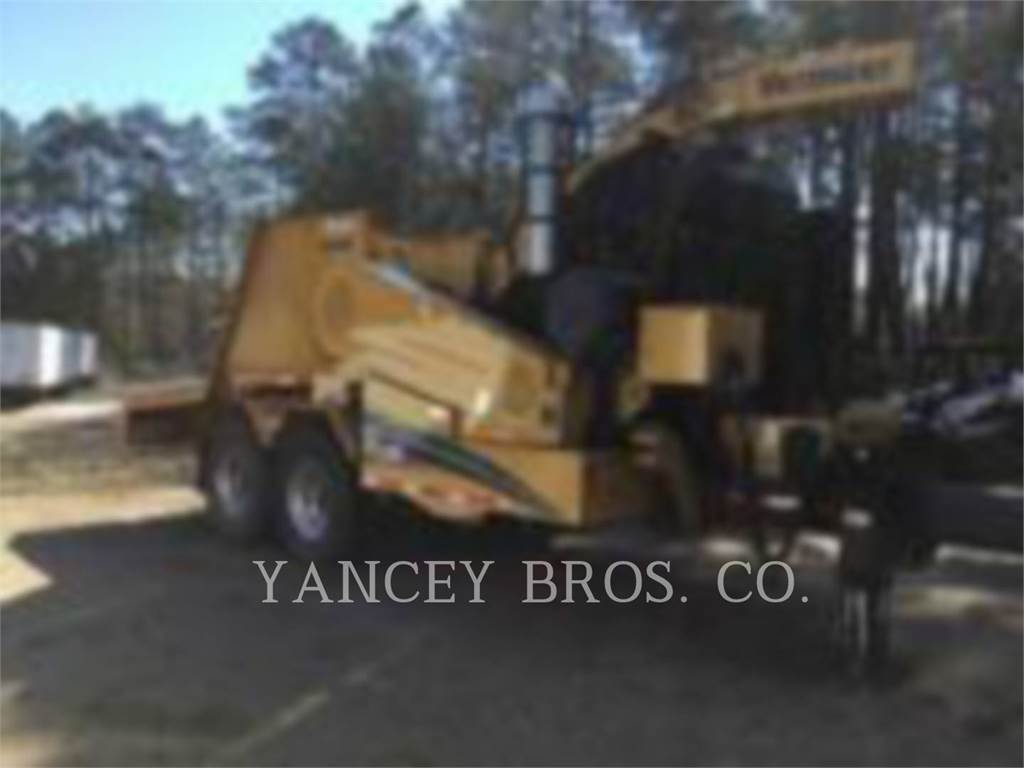 Vermeer WC2300XL, Knuckleboom loaders, Forestry Equipment