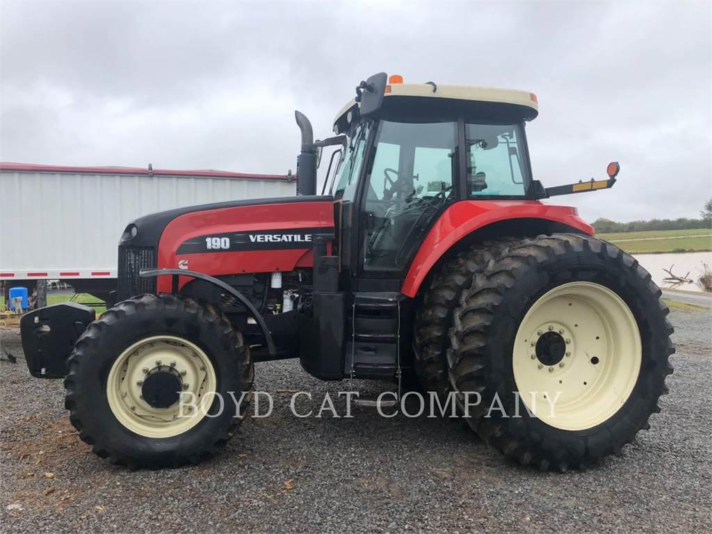 Versatile 190, tractors, Agriculture