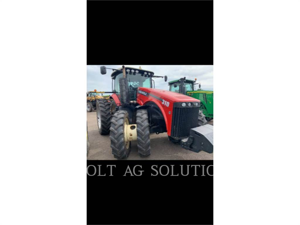 Versatile 310, tractors, Agriculture