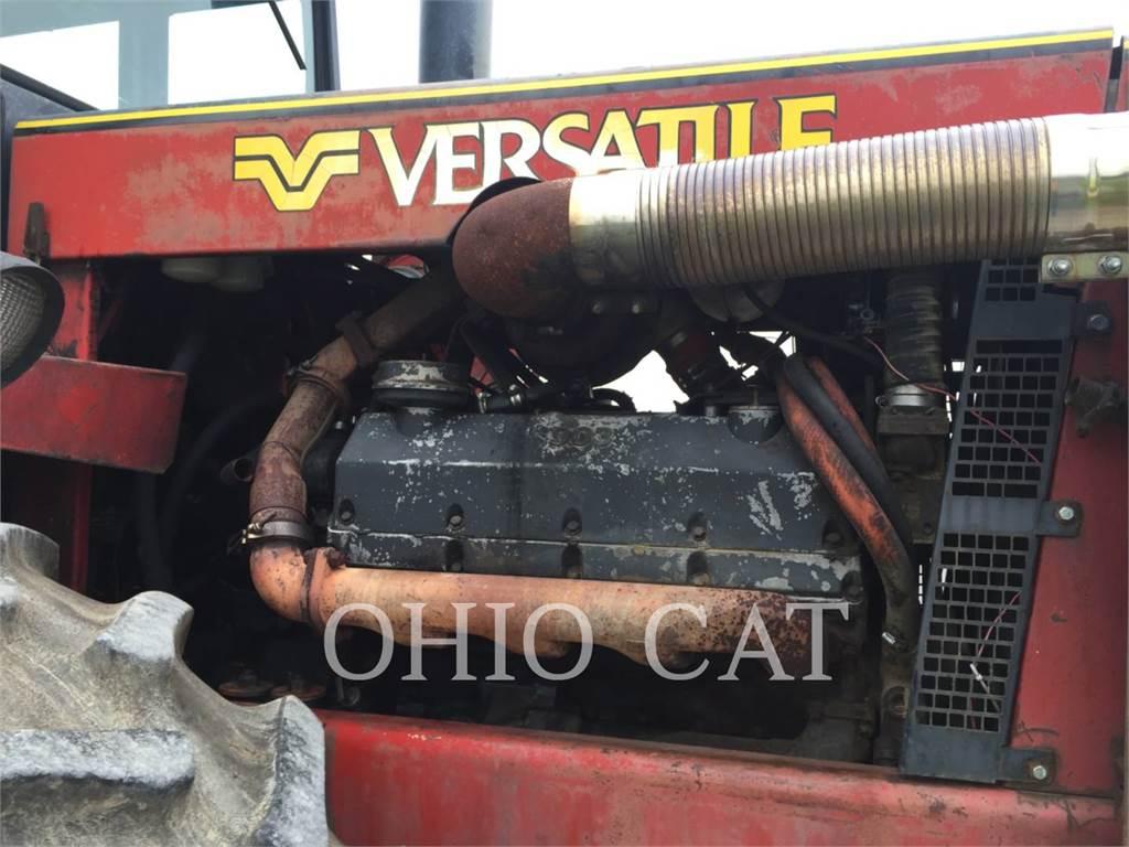 Versatile 935, с/х тракторы, Сельское хозяйство