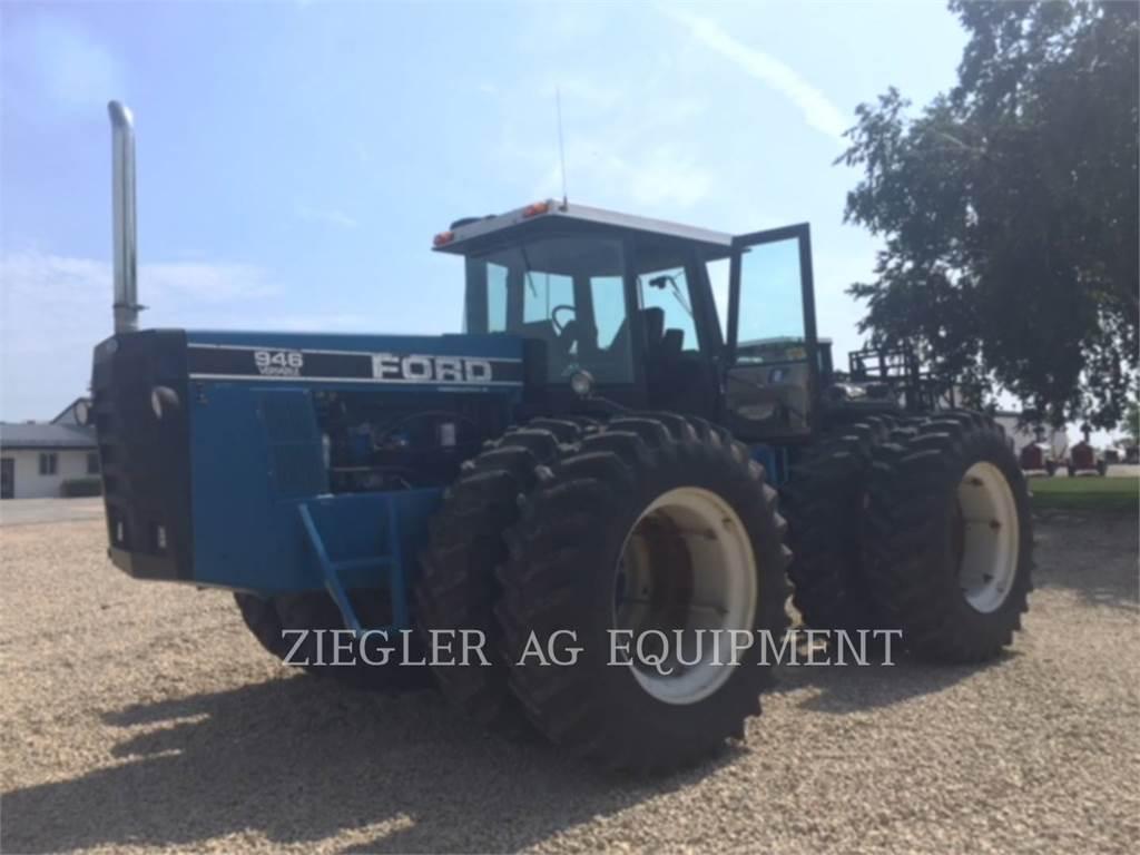 Versatile 946, trattori agricoli, Agricoltura