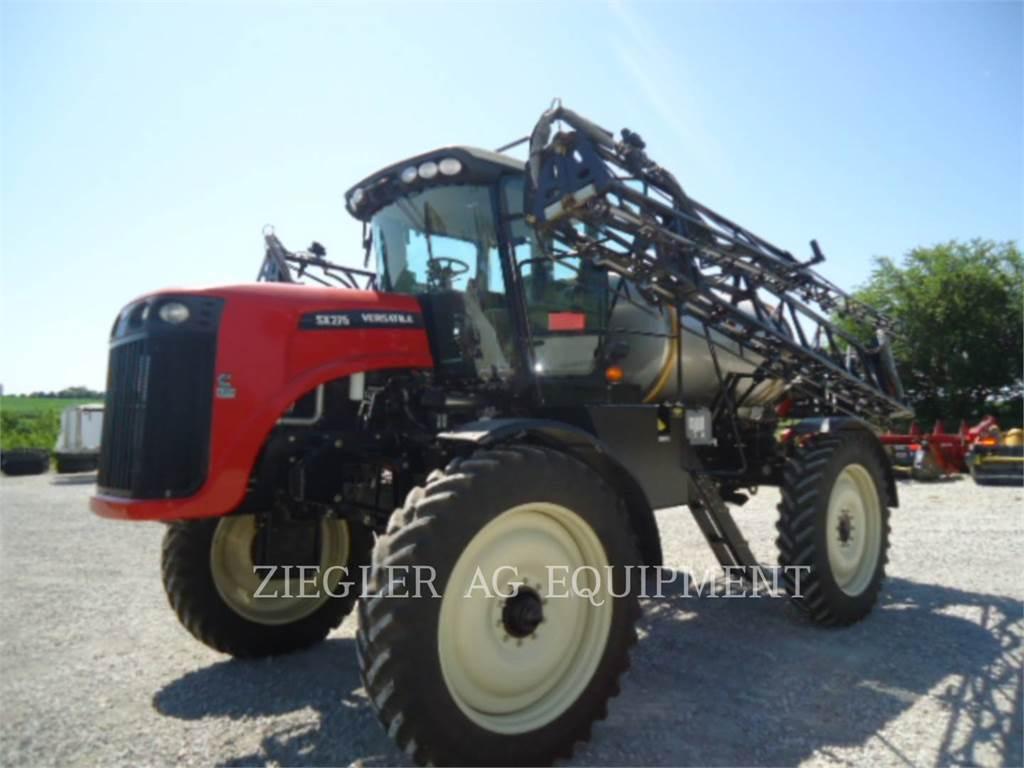 Versatile SX275, распылитель, Сельское хозяйство