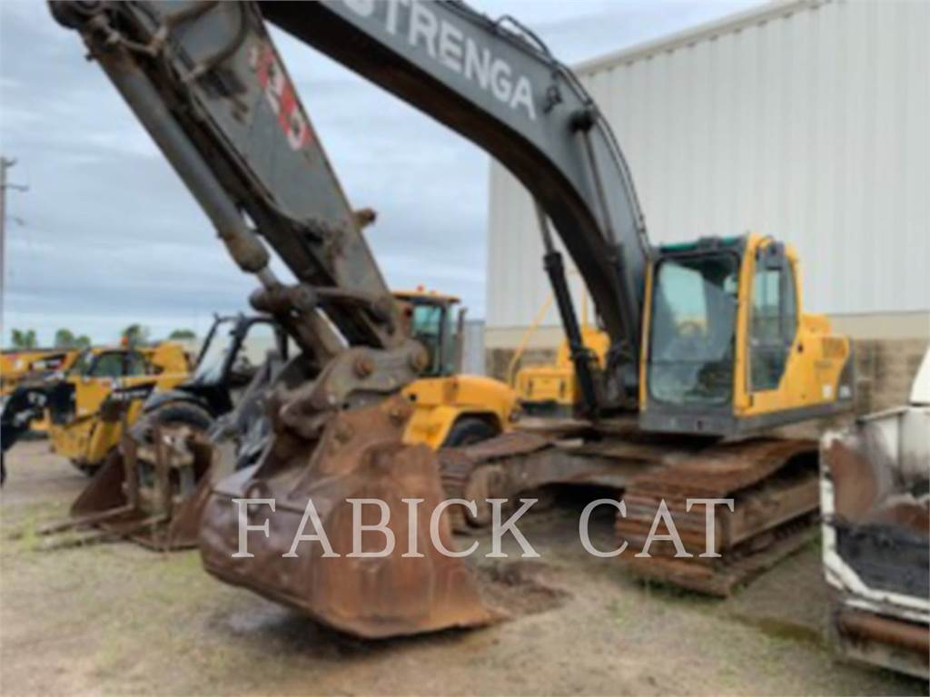 Volvo CONST. EQUIP. NA, INC. EC290, Crawler Excavators, Construction