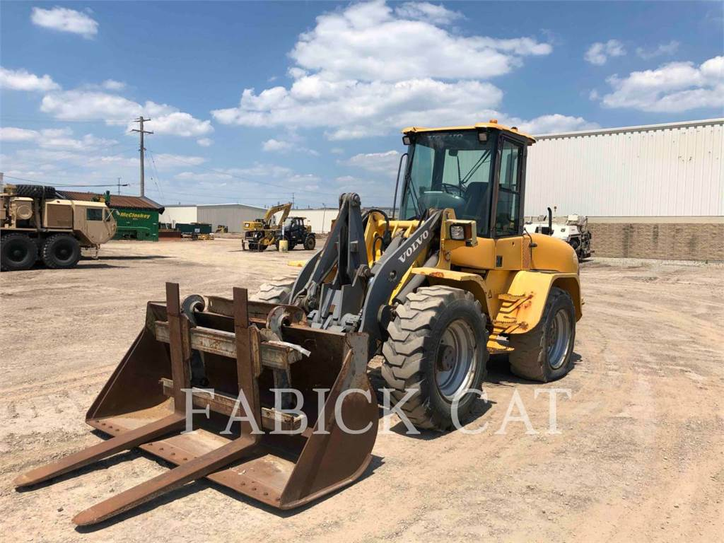 Volvo CONST. EQUIP. NA, INC. L40D, Wheel Loaders, Construction