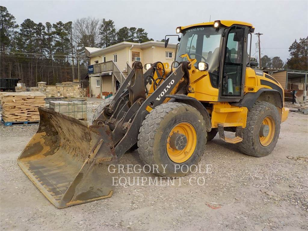 Volvo CONST. EQUIP. NA, INC. L45G, Wheel Loaders, Construction