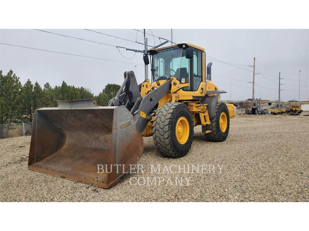 Volvo CONST. EQUIP. NA, INC. L70G, Wheel Loaders, Construction