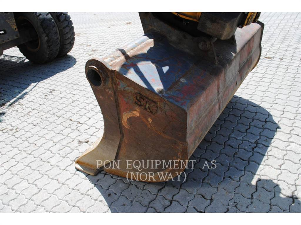 Volvo CONSTRUCTION EQUIP BRASIL EW 160 C, wielgraafmachine, Bouw