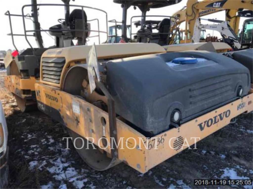Volvo DD138HF, vibratory plate compactor, Construction